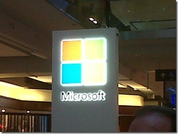 Microsoft Popup