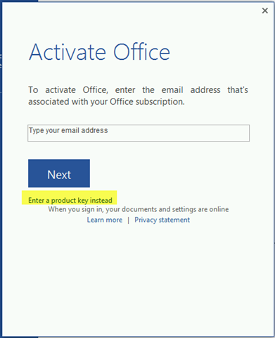microsoft office 2013 pro plus activation keygen working