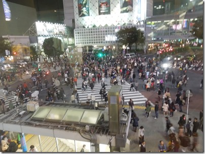 Shibuya Crossing 1