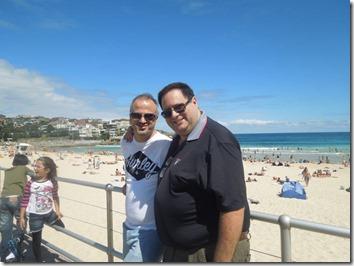 Mitch & Erdal Bondi