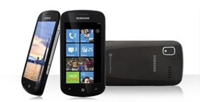 Samsung Focus Rogers 1