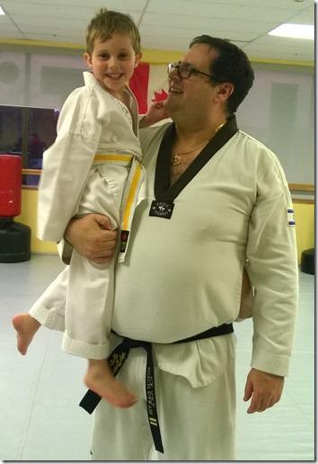 Gilad & Dad