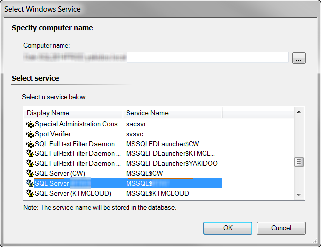 Keep Up: How to configure SCOM to monitor the running state
