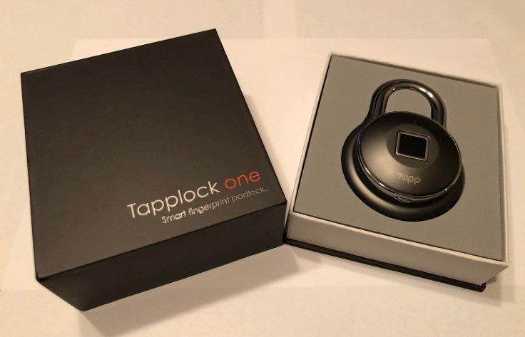 Tapplock Box