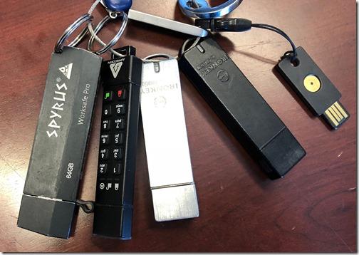 WTG keys