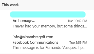 E-Mail Trace